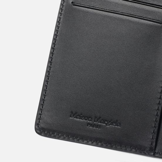 Кошелек Maison Margiela Four Stitch Travel Leather Black/Black
