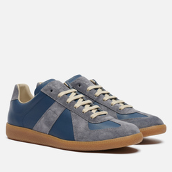 Мужские кроссовки Maison Margiela Replica Low Top Carry Over Jeans/Granite