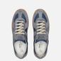 Мужские кроссовки Maison Margiela Replica Low Top Carry Over Jeans/Granite фото - 1