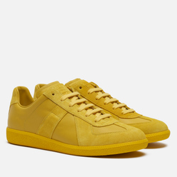 Мужские кроссовки Maison Margiela Replica Low Top Canary Yellow