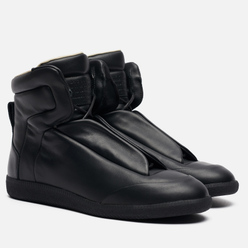Мужские кроссовки Maison Margiela Future Top High Black/Black