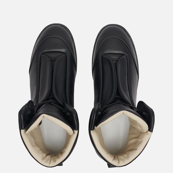 Мужские кроссовки Maison Margiela Future Top High Black/Black