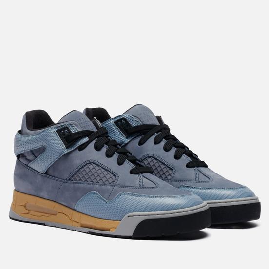 Мужские кроссовки Maison Margiela DDSTCK Grey/Baby Blue