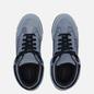 Мужские кроссовки Maison Margiela DDSTCK Grey/Baby Blue фото - 1