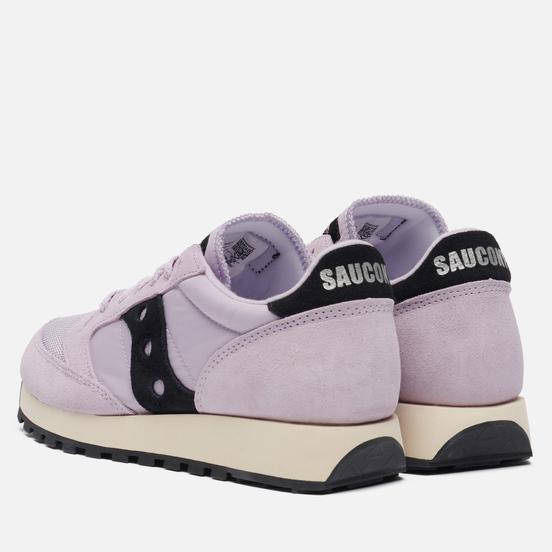 Женские кроссовки Saucony Jazz Original Vintage Purple/Black