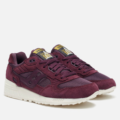 Женские кроссовки Saucony Shadow 5000 Vintage Blackberry/Marshmallow