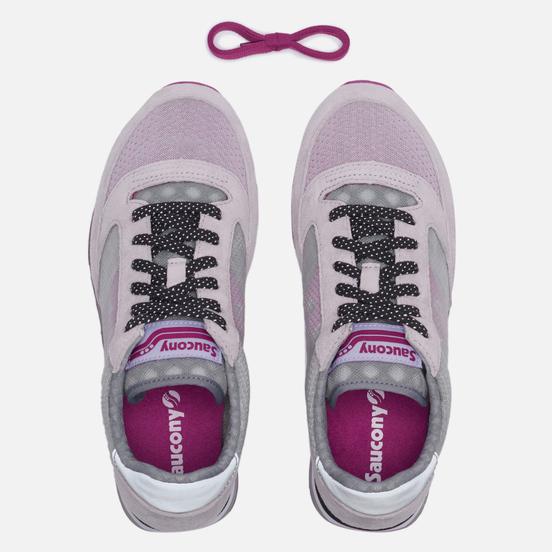 Женские кроссовки Saucony Jazz Triple White/Purple