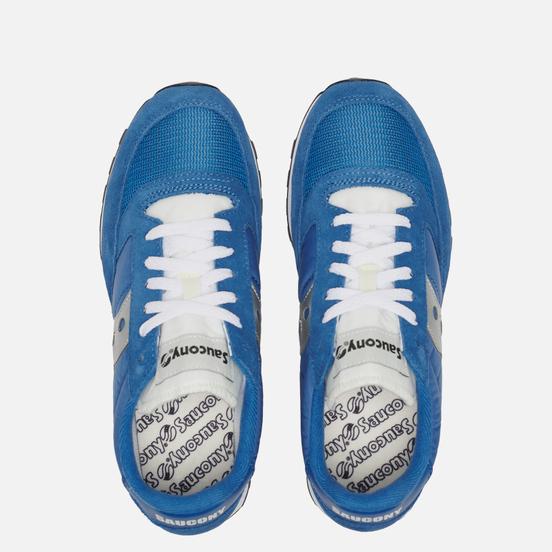 Мужские кроссовки Saucony Jazz Original Vintage Blue/White/Silver