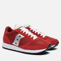 Мужские кроссовки Saucony Jazz Original Vintage Red/White/Silver