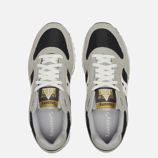 Мужские кроссовки Saucony Shadow 5000 Vintage Grey/Limo