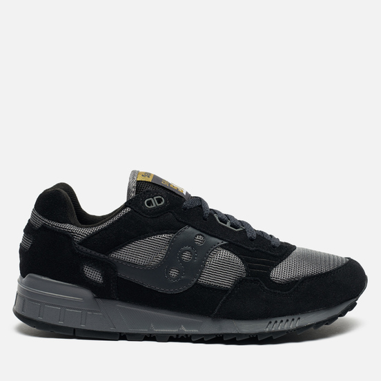 Мужские кроссовки Saucony Shadow 5000 Vintage Limo/Cyber Yellow/High Risk Red