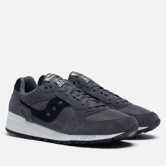 Мужские кроссовки Saucony Shadow 5000 Vintage Dark Grey/White