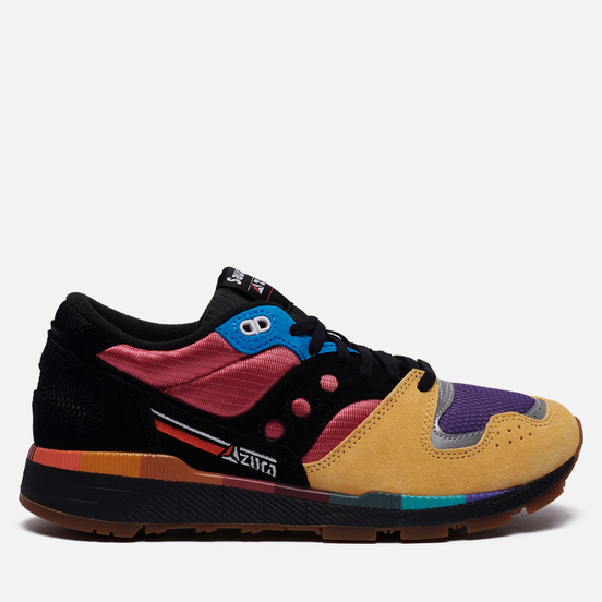 Мужские кроссовки Saucony Azura Golden Era Multi/Gum