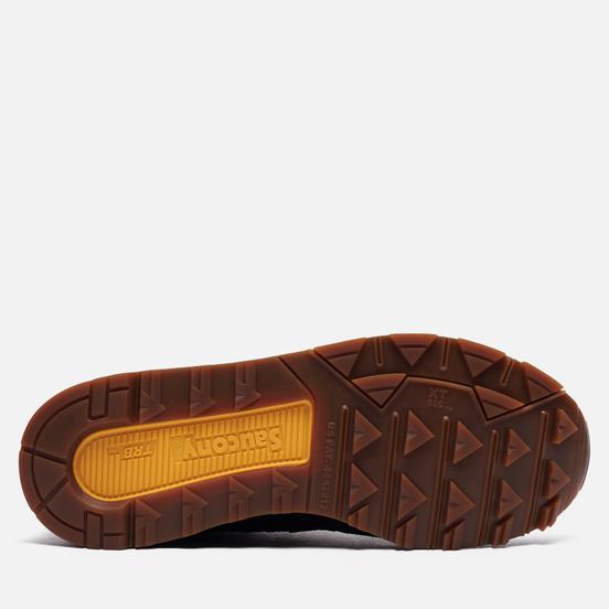 Мужские кроссовки Saucony Azura Golden Era Black/Gum/Candy Grape