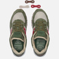 Мужские кроссовки Saucony x Up There Shadow 6000 Doors To The World Olive/Natural/Vibrant Pink фото - 1
