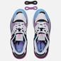 Мужские кроссовки Saucony x Acribik Azura ST Tech Noir Black/Pink фото - 1