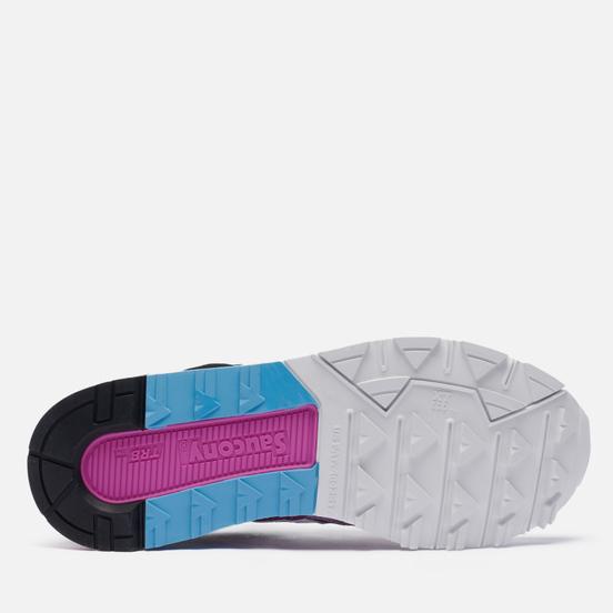 Мужские кроссовки Saucony x Acribik Azura ST Tech Noir Black/Pink