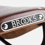 Седло для велосипеда Brooks England B17 Standart Brown фото- 4