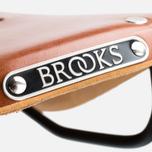 Седло для велосипеда Brooks England B17 Standart Honey фото- 4