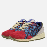 Кроссовки Saucony x Bodega Shadow 6000 African Print Red/Grey фото- 1