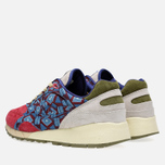 Кроссовки Saucony x Bodega Shadow 6000 African Print Red/Grey фото- 2