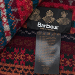 Шарф Barbour Melrose Red Multi фото- 2