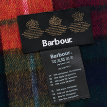 Шарф Barbour New Check Tartan Modern фото- 2