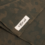 Шарф The Hill-Side Brushed Jacquard Camouflage Green фото- 2