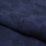 The Hill-Side Brushed Jacquard Men's scarf Camouflage Navy photo- 4