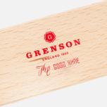 Щетка для обуви Grenson Horsehair Large Beachwood фото- 3