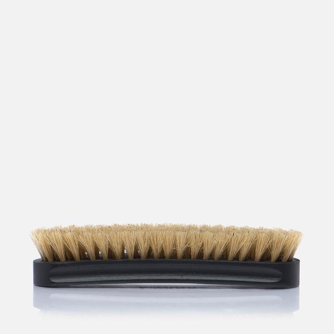 Щетка для обуви Loake Large Pig Bristle Grey