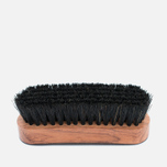 Щетка для обуви Tricker's Shoe Small Brush Brown/Black фото- 1