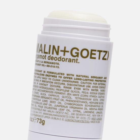 Дезодорант для тела Malin+Goetz Bergamot