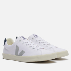 Кроссовки VEJA Esplar SE Canvas White/Oxford Grey/Nautico