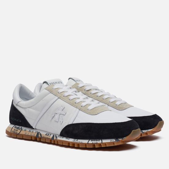 Мужские кроссовки Premiata Sean 5107 White/Grey