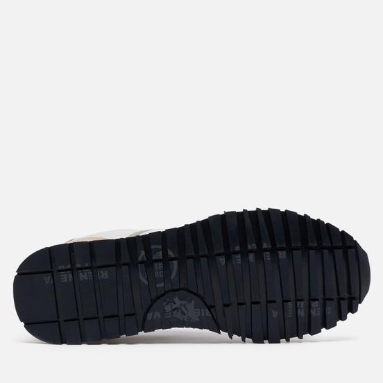 Мужские кроссовки Premiata Sean 5110 White/Beige