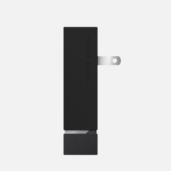 Сетевое зарядное устройство Native Union Smart Charger 3 Port USB-A/USB-C Grey