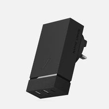 Сетевое зарядное устройство Native Union Smart Charger 3 Port USB-A/USB-C Grey фото- 4