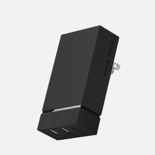 Сетевое зарядное устройство Native Union Smart Charger 3 Port USB-A/USB-C Grey фото- 5