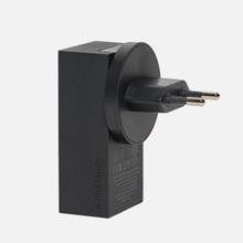 Сетевое зарядное устройство Native Union Smart Charger 4 Port USB/USB Type-C 5.4A Grey фото- 3