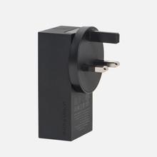 Сетевое зарядное устройство Native Union Smart Charger 4 Port USB/USB Type-C 5.4A Grey фото- 4