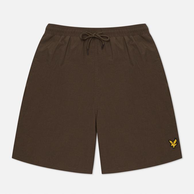 Мужские шорты Lyle & Scott Plain Swim шорты lyle