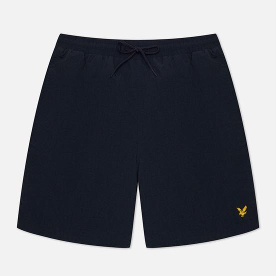 Мужские шорты Lyle & Scott Plain Swim Dark Navy