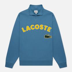 Мужская толстовка Lacoste Live Loose Fit Fleece Blue