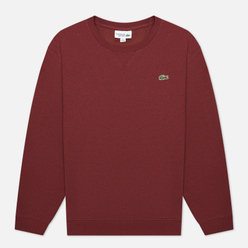 Мужская толстовка Lacoste Sport Cotton Blend Fleece Bordeaux