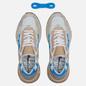 Мужские кроссовки Premiata Sharky 073 Grey/White фото - 1