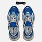 Мужские кроссовки Premiata Sharky 077 Blue фото - 1