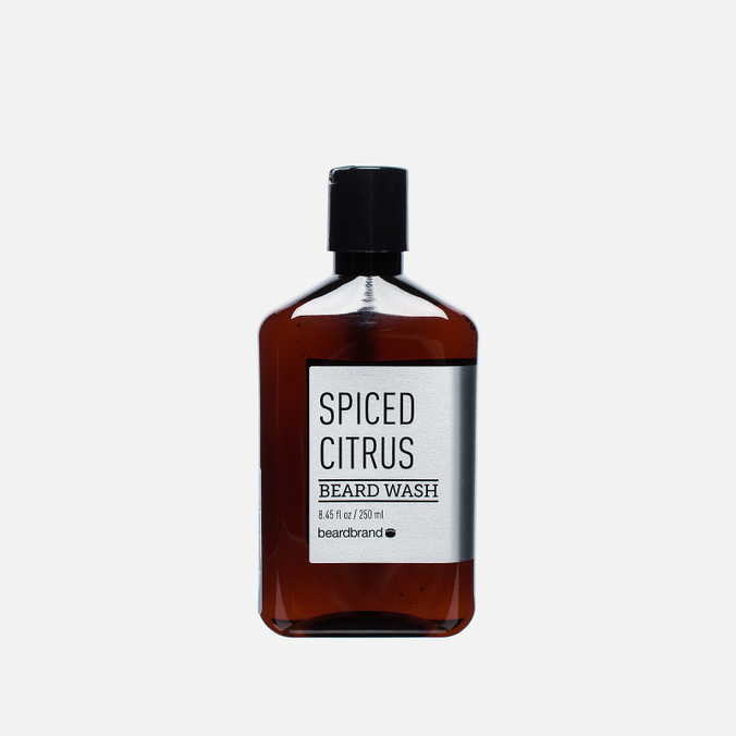 Шампунь для бороды Beardbrand Spiced Citrus 250ml