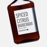 Шампунь для бороды Beardbrand Spiced Citrus 250ml фото- 3