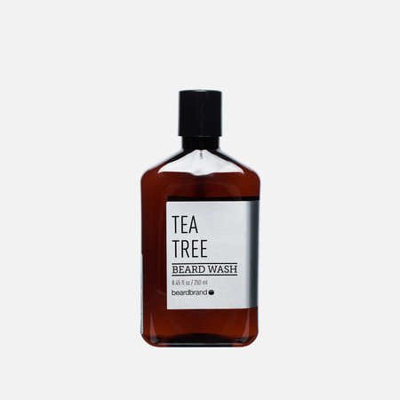 Шампунь для бороды Beardbrand Tea Tree 250ml